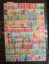 lot older Japan stamp mint used