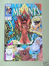 THE NEW MUTANTS- MARVEL COMIC - VOL 1  #85 - JAN 1990