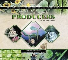 Producers in the Food Chain (Reading Power)-ExLibrary