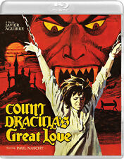 Count Dracula's Great Love - 2 DISC SET (2016, REGION A Blu-ray New)