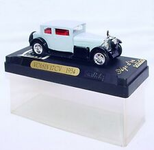 Solido France 1:43 VOISIN 17 CV Gray/Black Historic Model Car NMIB`78 VERY RARE!