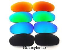 Galaxis Ersatzgläser Für Oakley Juliet schwarz & blau & grün & rot Polarisierend