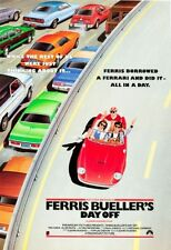 Ferris Buellers Day Off Movie Poster 24in x36in