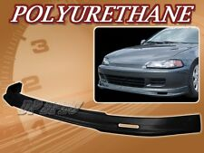 FOR 92-95 CIVIC 2DR 3DR T-M POLY URETHANE PU FRONT BUMPER LIP SPOILER BODY KIT