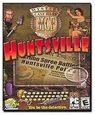 Mystery Case Files: Huntsville Hidden Object PC Game