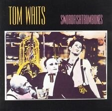 NEW Swordfishtrombones by Tom Waits CD (CD) Free P&H