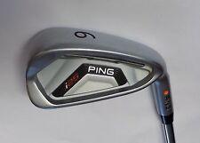 Ping i25 Orange Dot 6 Iron CFS Stiff Steel Shaft