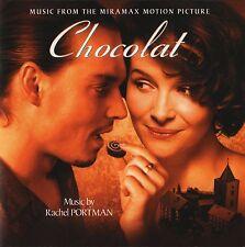 Chocolat (2000) Original Motion Picture Soundtrack CD by Rachel Portman