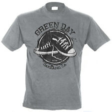 Green Day - Converse T-Shirt Homme / Man - Taille / Size XL ROCK OFF