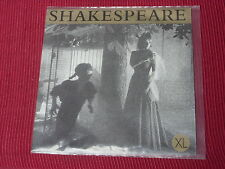 "XL: Shakespeare 7"" NM ex shop stock"