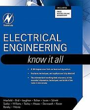 ELECTRICAL ENGINEERING [97818 - JOHN BIRD, ET AL. CLIVE MAXFIELD (PAPERBACK) NEW