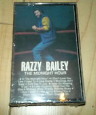 RCA-4936 Tape BAILEY, RAZZY Midnight Hour Cassette SEALED