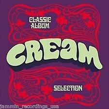CREAM - CLASSIC ALBUM SELECTION - 4 ALBUM 5 DISC - CD BOX SET