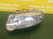 ALFA ROMEO 147 MK1 PASSENGER SIDE HEADLIGHT 467517120