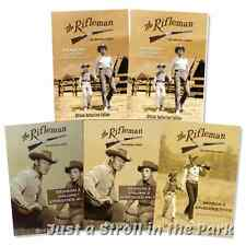 The Rifleman Western Series Complete Seasons 1 2 3 Episodes 1-110 Box/DVD Set(s)