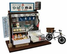 Billy Japanese Tofu shop doll House kit Figure Doll Miniature 1/12 8663 6863