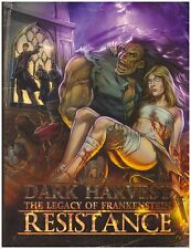 Cubicle 7 Dark Harvest - The Legacy of Frankenstein, Resistance SC New! CB77101