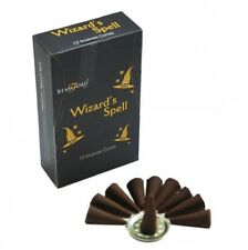 Stamford 'Wizard's Spell' Incense Cones - Insence! (Y12)