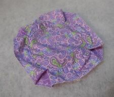 New! FISHER PRICE Loving Family Dollhouse PAISLEY TABLECLOTH for DINING TABLE