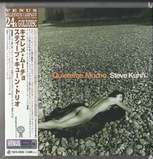 Steve Kuhn Trio - Quiereme Mucho (2000) VENUS JAPAN MINI LP GOLD CD Al Foster
