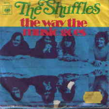 """7"""" The Shuffles ( Albert West) Believe Now In Tomorrow / The Way The Music Goes"""