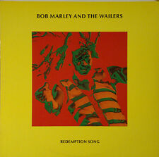 BOB MARLEY & the Wailers – Redemption Song + 2 1984 UK 12""