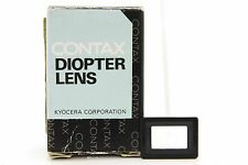 [Unused]Genuine Contax Diopter Lens FL+1 for RX/II Aria S2/b 167MT NX from JP310