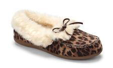 Vionic Cozy Juniper - Womens Slippers Tan Leopard - 8