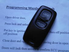 GENUINE FORD RANGER,MAZDA 2 3 6 323 626 MPV ETC 41601- 2BTN REMOTE ALARM KEY FOB