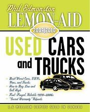 Lemon-Aid Used Cars and Trucks 2009-2010-ExLibrary