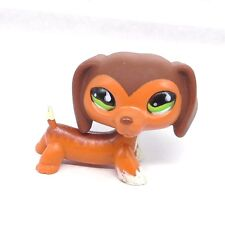 Littlest Pet Shop Rare Dachshund Dog LPS #675