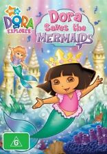 Dora The Explorer - Dora Saves The Mermaid (DVD, 2008)