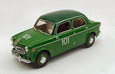 Fiat 1100/103 TV #101 Mille Miglia 1954 Alquati-Caporali 1:43 Model RIO4334 RIO