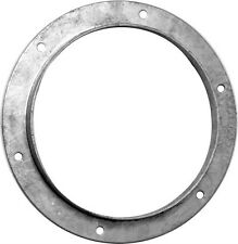 """Angle Flange (Angle Ring) - Industrial Grade (Galvanized) - 3"""" dia."""