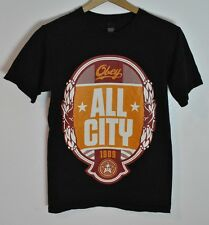 Obey All City 1989 Graphic T-Shirt Black size Small