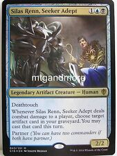 Magic Commander 2016-Silas Renn, Seeker Adept