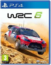 WRC 6: FIA World Rally Championship [PS4 Playstation 4 Racing Cars 2016] NEW