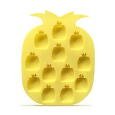DIY Chocolate Mould Ice Cream Cube Maker Pineapple Shape Tray Freeze Soap Mol...