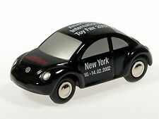 "Schuco PICCOLO VW NEW BEETLE ""Toy Fair New York 2002"" # 50533005"