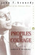 Profiles in Courage (Perennial Classics)-ExLibrary