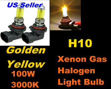 Golden Yellow Xenon 100w -Jeep 04-11 Grand Cherokee/02-11 Liberty Fog Light H10