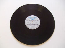 """Peter Griffin – Inside Out - Disco 12"""" MAXI SINGLE 45 Giri Vinile Stampa CANADA"""