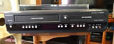 Magnavox ZV450MW8 DVD Recorder VCR Combo w Digital Tuner Remote included