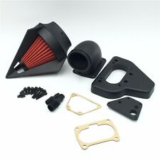 Black Intake Spike Air Cleaner Kits For 2002-2009 Honda Vtx 1800 R S C N F