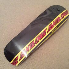 Santa Cruz Jeff Kendall Ever-Slick Original Vintage Skateboard Deck NOS