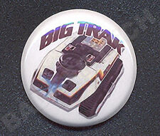 Big Trak Insignia botón Pin-retrocool!
