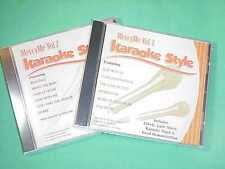 MercyMe 1 & 2  Christian  Daywind  Karaoke Style   I Can Only Imagine   CD+G New