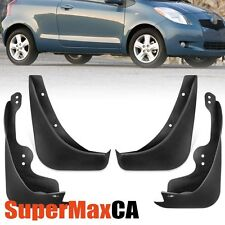 FOR 05-13 TOYOTA YARIS HATCHBACK MUD FLAP SPLASH GUARDS MUDGUARD FENDER OE STYLE