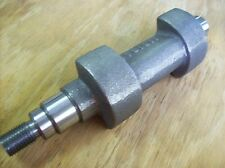 Wacker WP1550 Exciter Shaft fits wp1540 plate tamper compactor - OEM # 0110185
