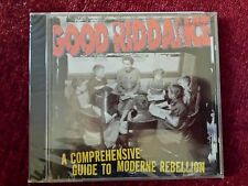 GOOD RIDDANCE - A COMPREHENSIVE GUIDE TO MODERNE REBELLION. SEALED CD